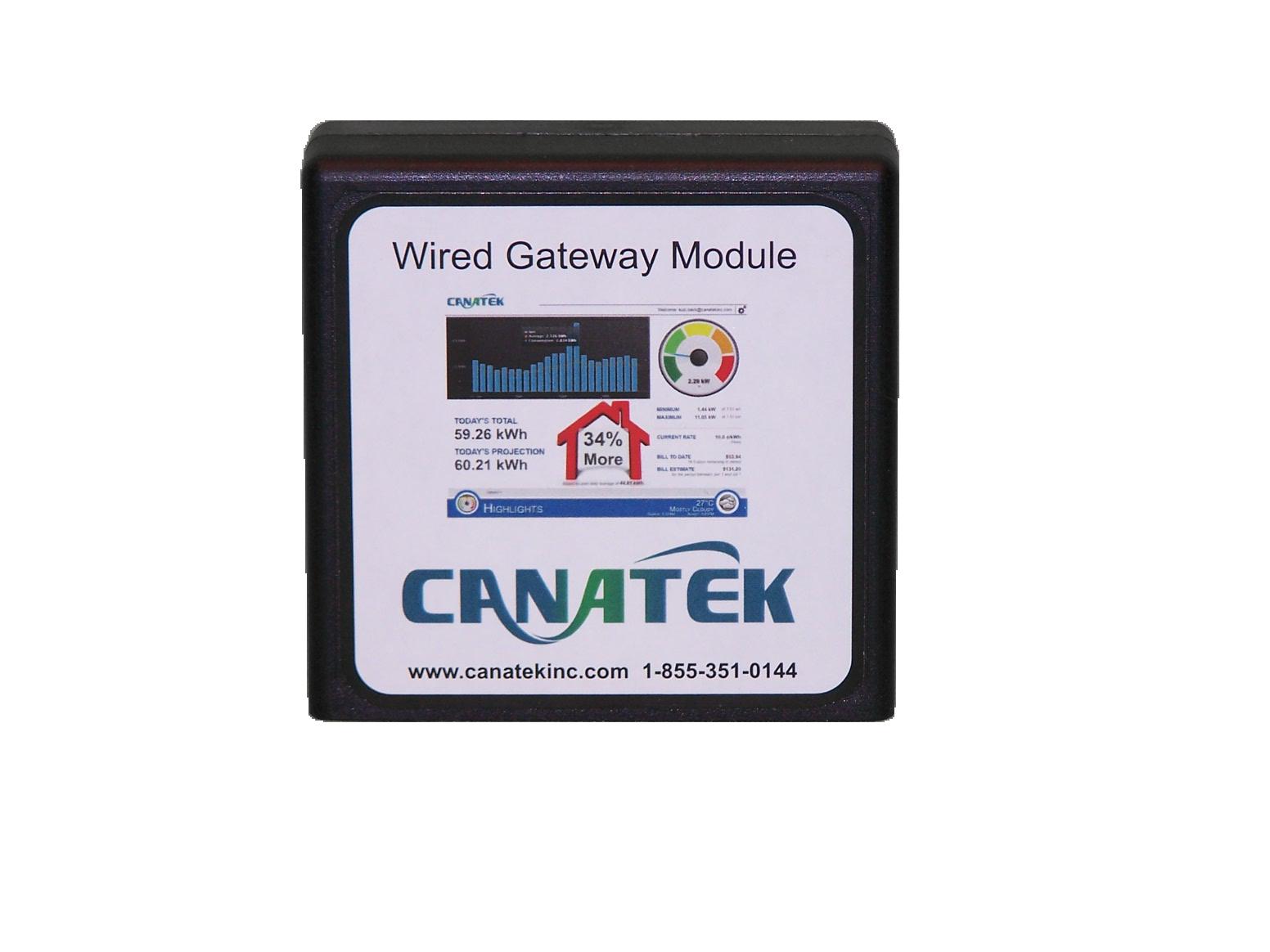 Canatek | Canatek CBEM1-SUB Wired Business Electricity Monitor