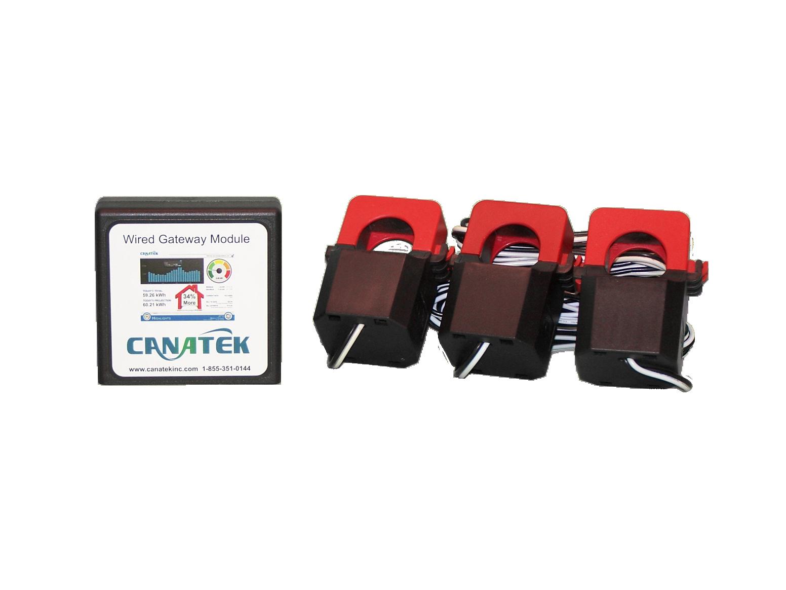 Canatek | Canatek CBEM1 Wired Business Electricity Monitor